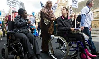 work for disabled people