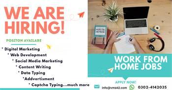 Home Based Jobs