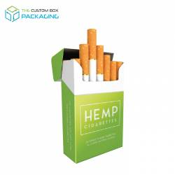 Customized CBD Cigarette Boxes Packaging