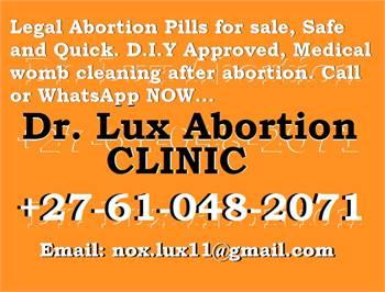 KLERKSDORP •%₊₂₇₆₁₀₄₈₂₀₇₁[⋽]:!!^TERMINATION OF PREGNANCY PILLS IN  KLERKSDORP RANDFONTEIN, GA-RANKUW