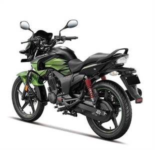 Hero Hunk Double Disk DDM 150 CC Motorcycle-863
