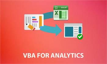 Excel VBA Macros training