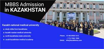 kazakh national medical university | study mbbs from Kazakhstan