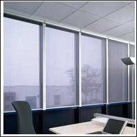 Aluminium Office Partitions by Welltech Systems