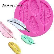 Birds Feather Moulds