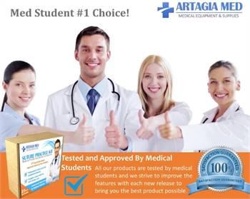 Advanced Suture Kit for Medical Students | Suture Training Kit