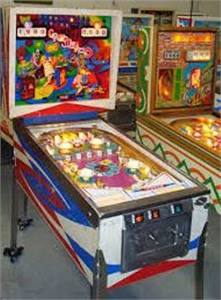 Pin Ball Machines, Refillable lighters and Smoking accessories all for sale
