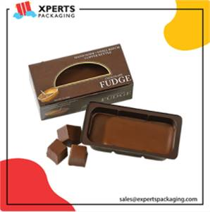 Get Custom Fudge Packaging Boxes at Wholesale rates