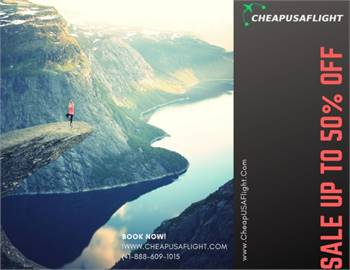 Book Cheap Airlines Tickets - United Airlines with cheapusaflight.com