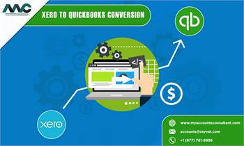 Save upto 65% on Xero to QuickBooks Conversion