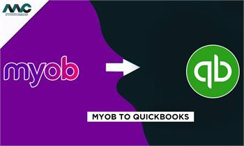 Convert from MYOB to QuickBooks with the help of MAC