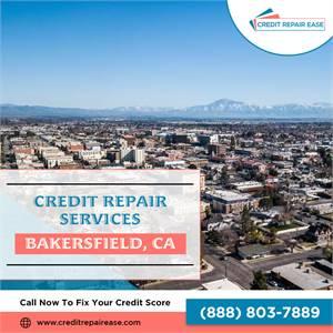 Best Credit Repair solution for in Bakersfield, CA