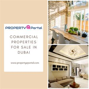Commercial Properties For Sale in Dubai