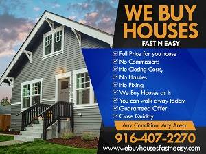Sell Your House Fast N Easy