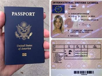 Our Passports Produced with High Quality and Original