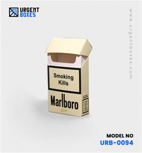 Customized high-quality Cigarette Boxes in the USA
