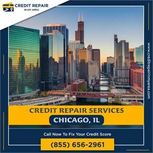 Fast Improve Credit Score in Chicago, IL