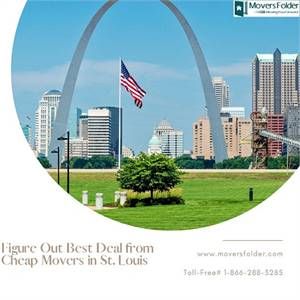 Figure Out Best Deal from Cheap Movers in St. Louis