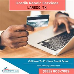 The Credit Repair Process and How It Works In Laredo, TX