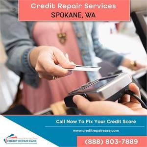 How to improve my credit score fast In Spokane, WA