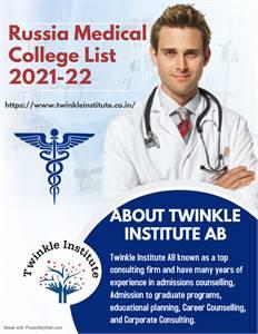 BASHKIR STATE MEDICAL UNIVERSITY 2021 Twinkle InstituteAB