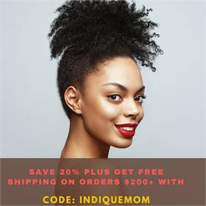 Save 20% off at Indique hair