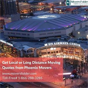 Get Local or Long Distance Moving Quotes from Phoenix Movers