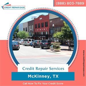 Saving money on debt with credit repair in McKinney