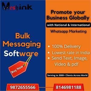 WhatsApp Bulk Messenger Marketing Software