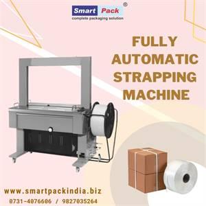 Carton Box Packing Strapping Machine