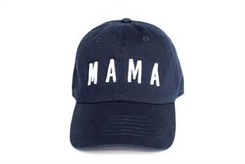 Navy Mama Hat