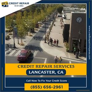 See your credit score for free Lancaster, CA