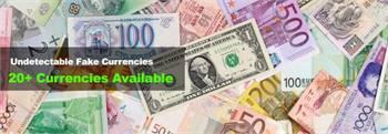 Buy Counterfeit Money Online || Popular Banknotes