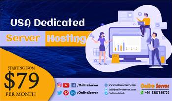 Our Dedicated Server Provides Reliability And Flexible Service