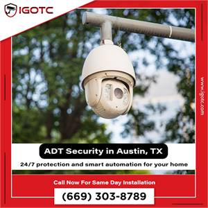 Keeping Austin, TX homeowners safe from criminals with ADT