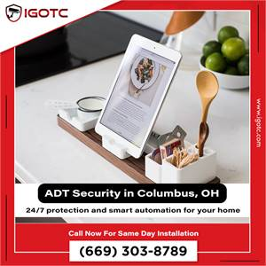 Dont just Lock your Home, Put in Surveillance with ADT Security