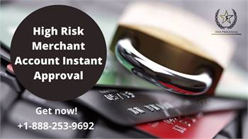 Get High Risk Merchant Account Instant Approval