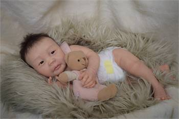 Full Body Soft Solid Silicone Baby doll boys and Girls for sale