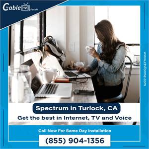 Need a new Internet provider? Try Spectrum now in Turlock, CA