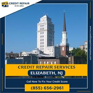 Credit Score Analysis and improvement Plan in Elizabeth, NJ