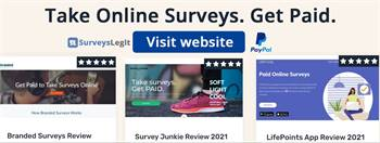 Take Surveys and Get Paid for Your Opinion