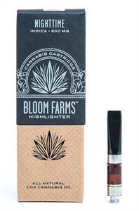 Bloom Farms – Nighttime Vape Cartridge