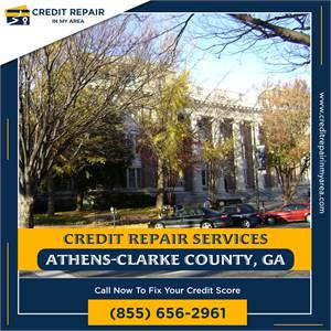 Hire Credit Repair company in Athens to fix your credit