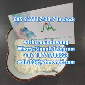 Good raw materials of 2-Iodo-1-P-Tolylpropan-1-One CAS 236117-38-7for1451-82-7