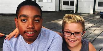 Summer Camp for Kids with Down Syndrome