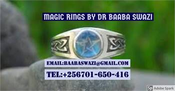 powerful magic ring
