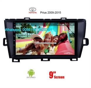 Toyota Prius Audio Radio Car Android wifi GPS Camera Navigation