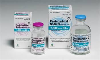 sodium pentobarbital for sale