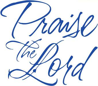 God Is Worthy To Be Praised!