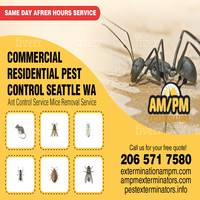 ANT REMOVAL CONTROL SERVICES